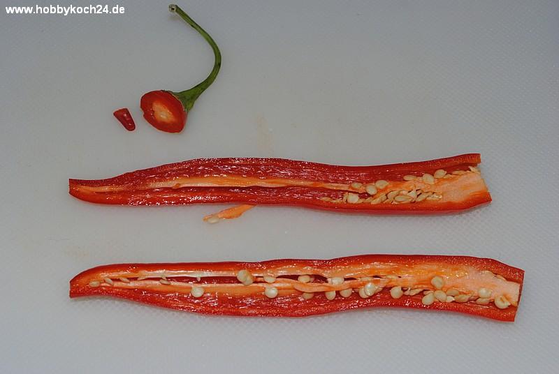 h hnchenbrust in tomaten chili so e. Black Bedroom Furniture Sets. Home Design Ideas
