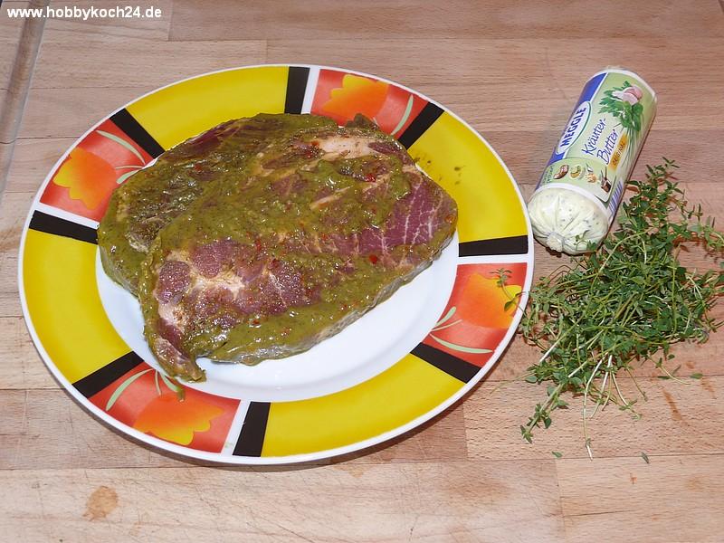 steaks im backofen fertig garen