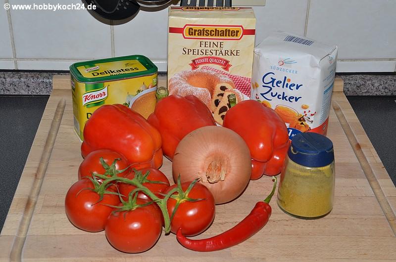 tomaten paprika chutney. Black Bedroom Furniture Sets. Home Design Ideas