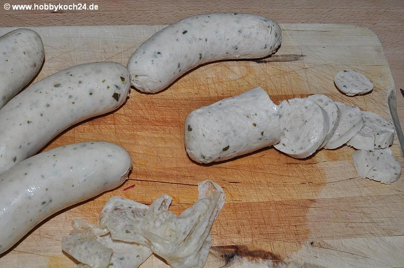 weißwurst zubereitung rezept